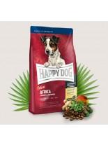 HAPPY DOG Sensible Nutrition Africa MINI - суха храна за чувствителни и алергични кучета от мини породи Сюприйм Африка с месо от щраус и картофи - 1 кг.