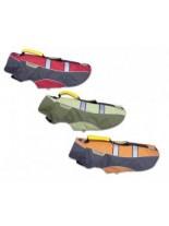 Karlie - Зимно яке Touchdog Teflon - дишащо с подплата - кожухче с ръкохватка - L 40х50 см. - зелено