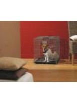 Savic -Dog Residenc 50 - Метални cгъваеми клетки - 50 х 33 х 40 см.