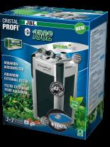 JBL CristalProfi e1502 greenline - Енергоспестяващ външен филтър за аквариуми от 200 до 700 л.  - 200 х 230 х 480 мм.
