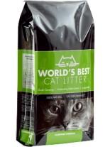Worlds Best Cat Litter Clumping cat, 3.18 кг - най добрата тоалетна за вашият дом