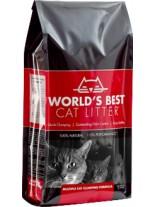 World's Best Cat Litter Multiple cat, 3.18 кг - най-добрата котешка тоалетна за вашия дом