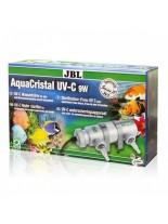 JBL AquaCristal UV-C  9W SERIES II- UV лампа за пречистване водата в градински езера и морски и сладководни аквариуми