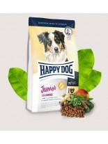 Happy Dog Junior Grainfree - пълноценна храна без зърнени съставки за подрастващи кучета над 7 месечна възраст - 1 кг.