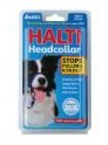 Company of Animals - Нашийник през глава за предотвратяване на дърпането на кучето - Headcollar 2- черен