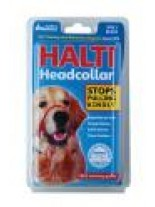 Company of Animals - Нашийник през глава за предотвратяване на дърпането на кучето - Headcollar 3- черен
