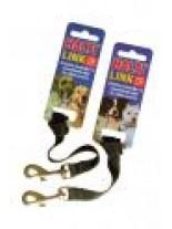 Company of Animals - Нашийник през глава за предотвратяване на дърпането на кучето - Headcollar 5- черен