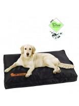 Karlie cushion no limit - дишащ матрак за кучета с висока функционалност и високо качество - 90х60х8 см. - черен
