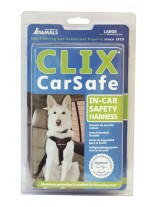 Company of Animals - Безопасен нагръдник за куче за кола регулируем CLIX S - малък