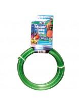JBL Aquaschlauch GREEN 4/6 (Luft) (2,5m) - Маркуч за източване на водата от аквариума - зелен прозрачен, диаметър:4/6, и дължина - 2,5м