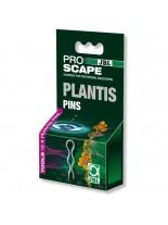 JBL Plantis  - пластмасови скоби за закрепване на растенията към дъното - 12 броя в опаковка