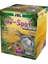 JBL UV-Spot plus 100W - спот лампа за терариум 3 в 1 - светлина, UV-B, топлина, 100 W