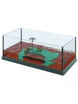 Ferplast - HAITI 50 - аквариум за костенурки  - 51,5х27х18,5 см