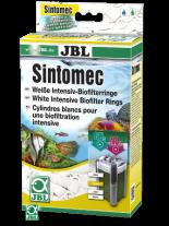 JBL SintoMec 450гр - рингове за аквариумен филтър от синтетично стъкло за интензивна биологична филтрация на водата - 1 л. за 1200 кв.м. повърхност