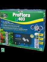 JBL ProFlora u403 - СО2 система с бутилка 500g за еднократна употреба и pH контролер - 400л.