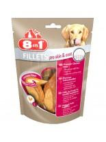 8in1 - Филенца от пилешко месо Pro Skin & Coat - S