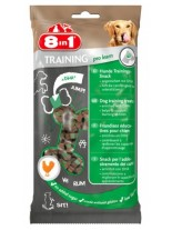 8in1 - Minis training prolearn - Лакомство за кучета с Пилешки филенца от най-високо качество - 100 гр.