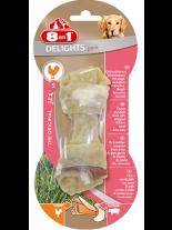 8in1 Delights Pork S - неустоим пресован кокал за куче със свинско месо