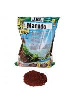 JBL Manado - натурален субстрат за естествена филтрация и подхранване растежа на водните растения в аквариума - 1,5 l.