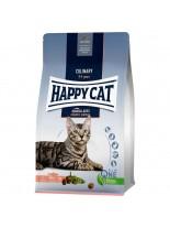 HAPPY CAT Adult Ѕupreme – Adult Atlantik-Lachs - суха храна за котка над 1 година с атлантическа сьомга, пилешко, заешко и яабълки - 0.300 кг.