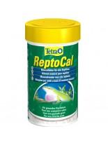 Tetra ReptoCal - Прахообразна хранителна добавка за влечуги - 100 мл.