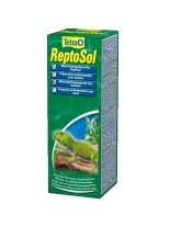Tetra - Tetra ReptoSol Течна хранителна добавка за влечуги - 50 ml.