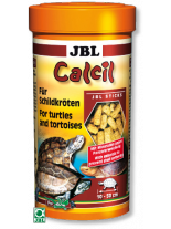 JBL Calcil  - разтворими минерали за водни костенурки - 250 ml.