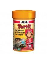 JBL Tortil -  всекидневна балансирана храна на таблетки за водни костенурки - 100 ml.