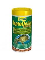 Tetra ReptoDelica Shrimps - Деликатес за водни костенурки със скариди - 250 мл.