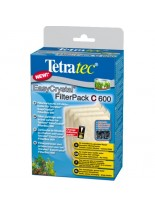 Tetratec EasyCrystal Filter Pack C 600 - Касети за филтър