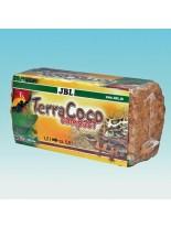 JBL TerraCoco Compact - абсорбираща терариумна постелка от натрошени кокосови влакна - 450 gr. (5 l.)