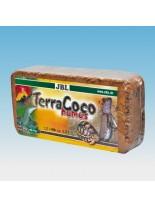 JBL TerraCoco Humus - абсорбираща терариумна постелка за влажни терариуми - 650 gr (9 l.)
