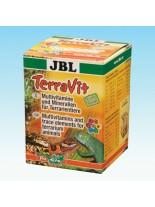 JBL TerraVit - Мултивитамини подходящи за всички терариумни животни  - 100 gr.
