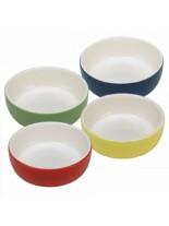 Ferplast -  MARTE BOWL - керамична купичка за домашни любимци с размери - Ø13,5xH 4 см, 0,35 л.