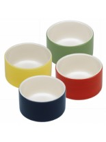Ferplast -  GIOVE BOWL - керамична купичка за домашни любимци с размери - Ø10xH 5 см, 0,25 л.