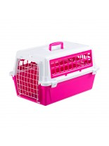 Ferplast -  ATLAS 10 Тrendy - транспортна чанта за домашни любимци (розова или зелена) - 48х32,5хh29 см.
