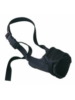 Ferplast -  MUZZLE SAFE MINI BLACK - намордник - Чихуахуа, Пудел