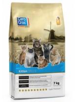CAROCROC CAT KITTEN 33/19  - суха храна за малки котета до 12 месеца с пиле - 2 кг.