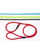 Миазоо Ексклузив - удавник за куче - въже 12 мм. -150 см.  - / червен, син, черен, зелен /