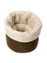 Ferplast Pouf - меко и топло легло за домашни любимци - 45 x 45 x h 35 см.