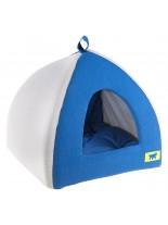 Ferplast -TIPI MEDIUM-средна къщичка от памучен плат за куче или котка - 42х42х36 см.