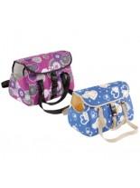 Ferplast -  MILU' 40 - памучна транспортна чанта за домашмни любимци - с размери - 42х25х25см