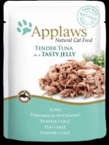 Applaws Tuna Wholemeat in Jelly - високо качествен пауч за котки с риба тон в желе - 70 гр.