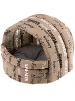 Ferplast -ALVEO 40 - къщичка от памучен плат за куче или котка - 40х39х35см
