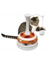 Ferplast - TORNADO - играчка за котки - въртележка с играчка
