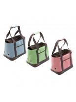Ferplast - MALIBU - чанта за кучета и котки 33х21,5х h24 см. - синя, зелена, розова