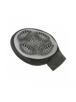 Ferplast gro 5935 - гумена масажна ръкавица за късокосмести кучета - 24,5х19х2 см.