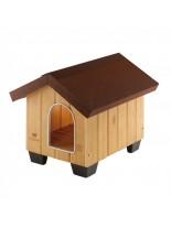 Ferplast Domus Mini - дървена къщичка за куче - 50х65х47 см.