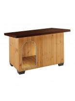 Ferplast Baita 120 Wooden kennel - дървена къща за куче - 141 x 86.5 x h 87 см - с поръчка
