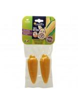 Ferplast - TINY&NATURAL CARROT (x2) - играчка за гризачи за дъвчене - морков 2бр.